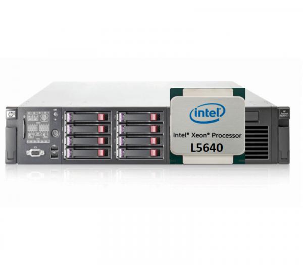 HP Proliant DL380 G7 سرور