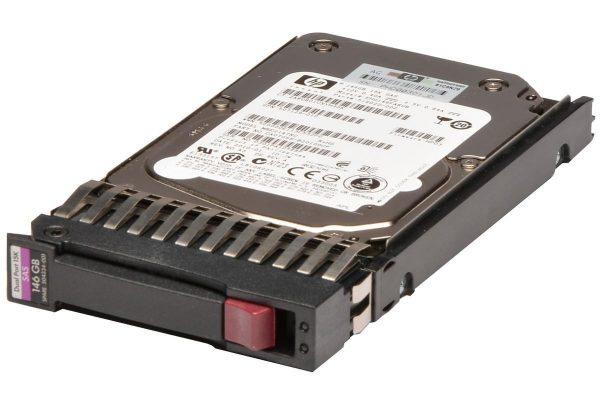 HP SAS 146G 15K 2.5 هارددیسک