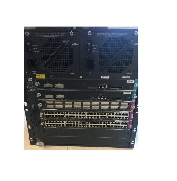 Cisco Switch 4507R سوئیچ سیسکو