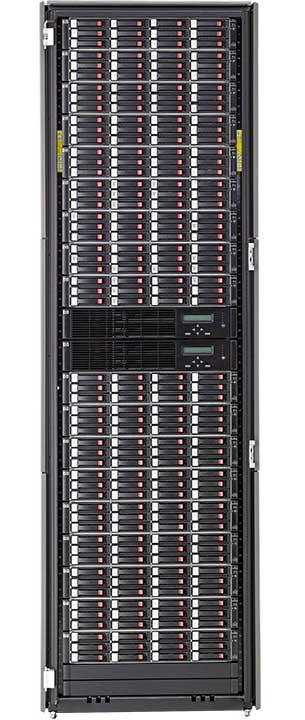 ذخیره ساز HP EVA 8400