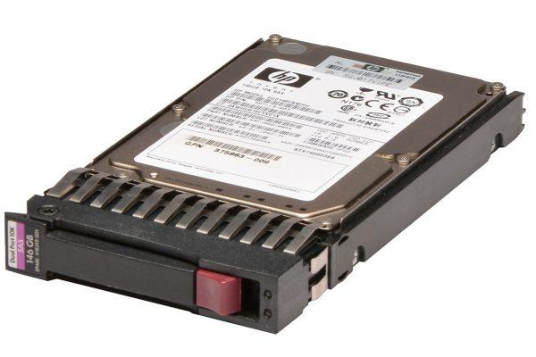 HP SAS 146G 10K 2.5 هارددیسک