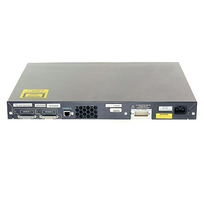 ws c3750g 24ps s 3 - WS-C3750-48TS-S سوئیچ سیسکو
