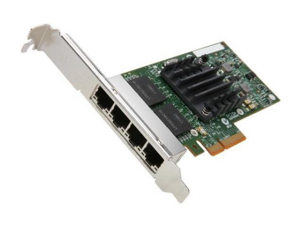 Qual port GbE Network Adapter Card