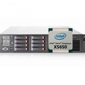 HP Proliant DL380 G7 X5650 سرور کارکرده
