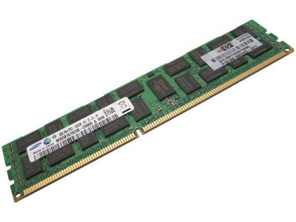 HP 8GB Dual Rank x4 PC3-10600