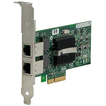 کارت شبکه سرور HP NC360T PCI Express Dual Port Gigabit Server Adapter