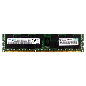 HP 16GB Dual Rank x4 PC3-12800