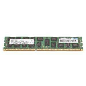 HP 8GB Dual Rank x4 PC3-12800R رم سرور HP
