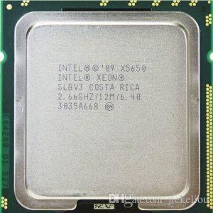 پردازنده 6 هسته ای سرور Intel Xeon X5650