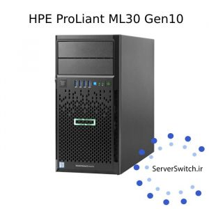 سرور Tower نسل 10 اچ پی HPE ProLiant ML30 Gen10