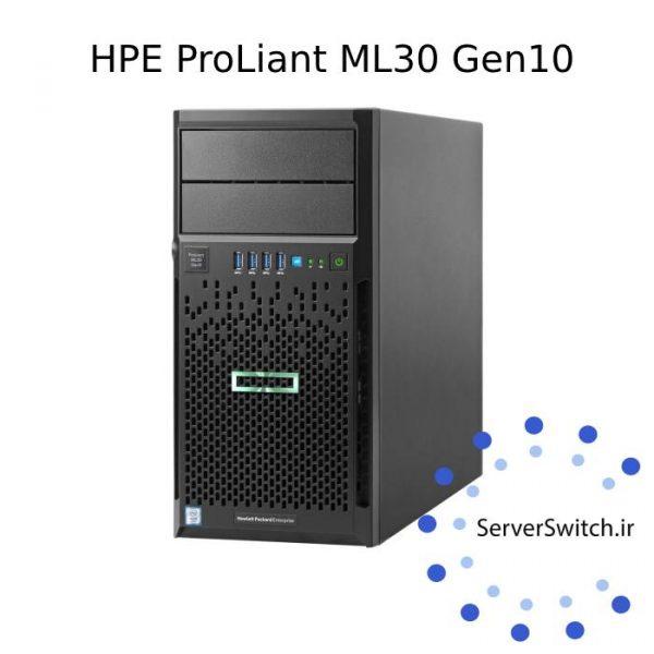 سرور Tower نسل 10 اچ پی HPE ProLiant ML30 Gen10
