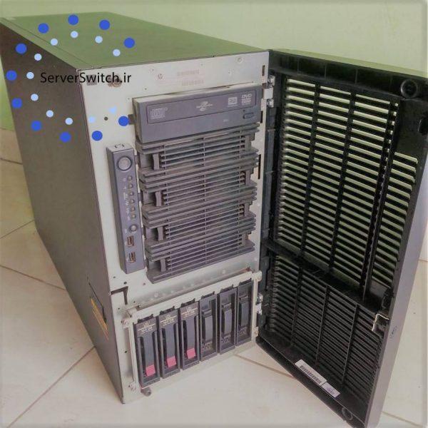 سرور کارکرده و استوک اچ پی ML350 G6