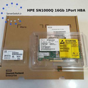 کارت HBA 16Gb/s تک پورت سرور اچ پی