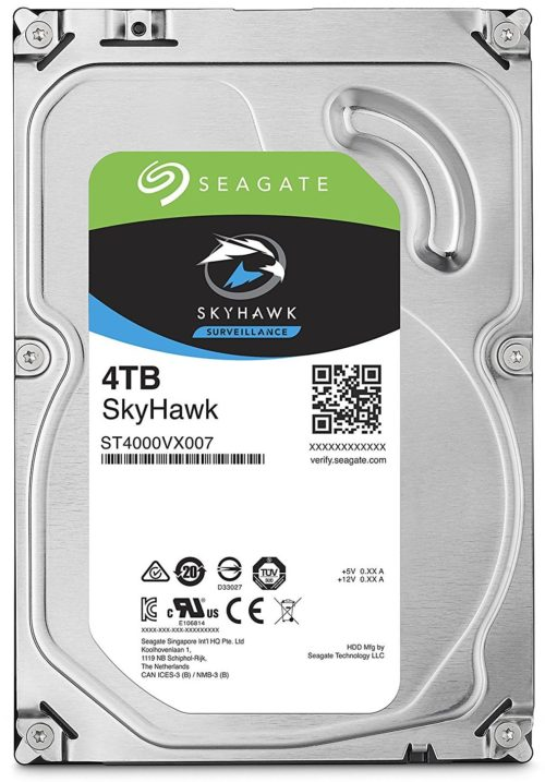 Seagate SkyHawk 4TB Surveillance Hard Drive e1508832272504 - مقایسه هارد دیسک های WD Purple و Seagate Skyhawk