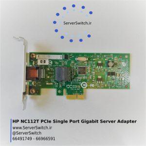 NC112T 1 300x300 - کارت شبکه تک پورت سرور HP NC112T