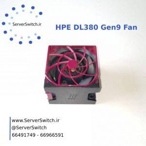 فن استوک سرور اچ پی HPE DL380 G9