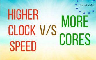 تعداد هسته های پردازنده یا سرعت هسته ها ؟