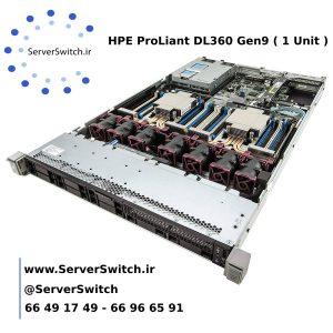 81NAJWNIF L 300x300 - سرور دست دوم نسل 9 اچ پی DL360 Gen9