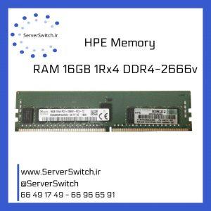 رم سرورG10 اچ پی RAM 16GB DDR4 2666