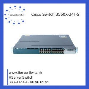 3560X 24T S 300x300 - WS-C3560X-24P-L سوئیچ شبکه سیسکو