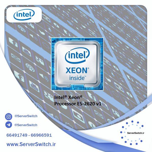 سی پی یو سرور Intel 2620 V1