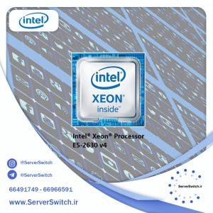 CPU 2630v4 نسل چهار