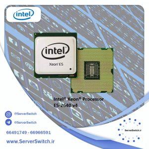 CPU اینتل 2640v4
