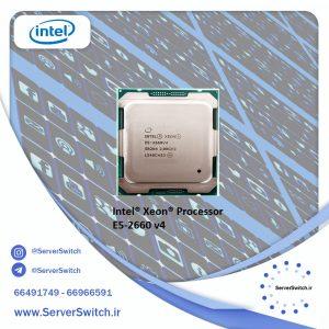 پردازنده 14 هسته 28 رشته 2660v4