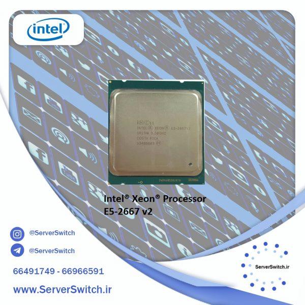 فرکانس بالا CPU 2667V2