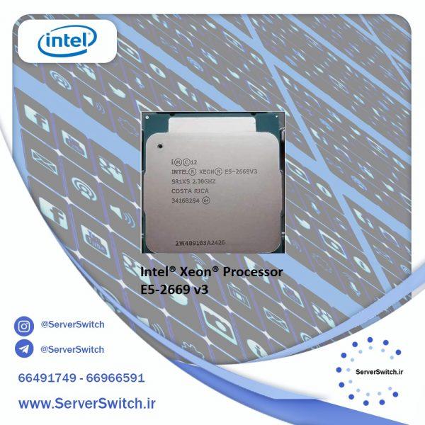 قیمت پردازنده اینتل 2669V3