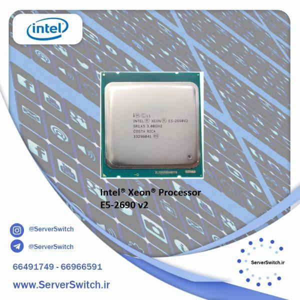 CPU 2690V2 ورژن 2