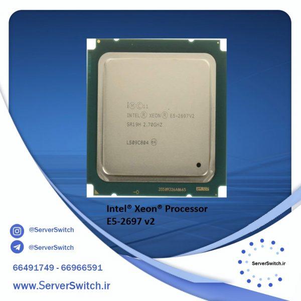 قیمت پردازنده استوک 2697V2
