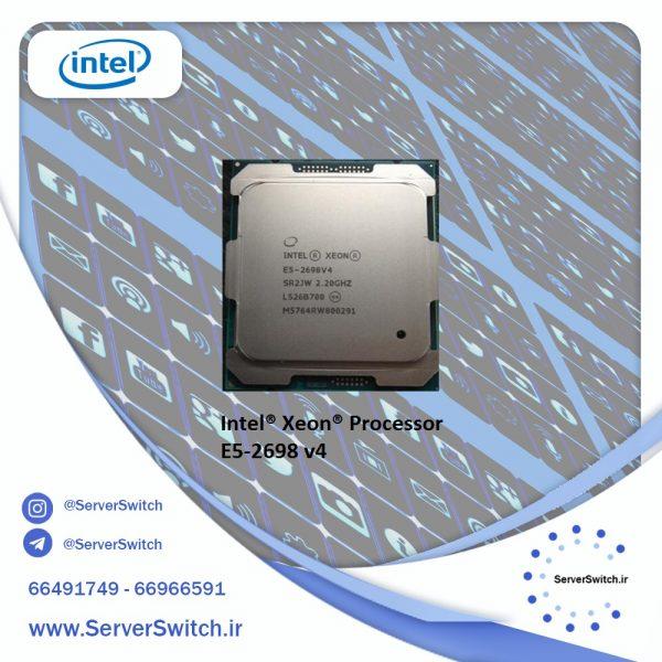 فروش CPU سرور HP 2698V4