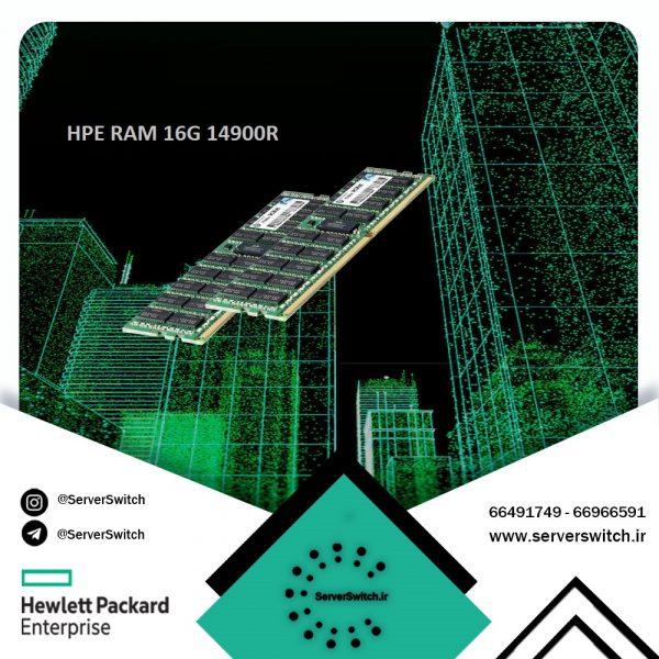 قیمت رم سرور HP 16GB 14900R