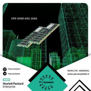 رم اورجینال HP 64G 2666