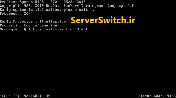 01 1 - کانفیگ کردن RAID روی HPE Server