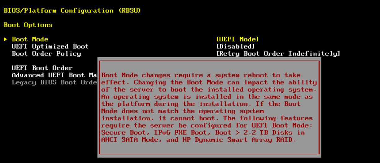 14 - تفاوتهای میانUEFIوLegacy Boot