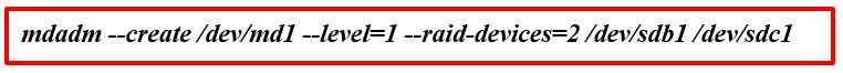 SoftRaid 001 - نحوه پیاده سازی Soft-Raid روی لینوکس