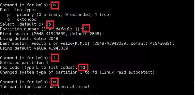 SoftRaid 2 - نحوه پیاده سازی Soft-Raid روی لینوکس