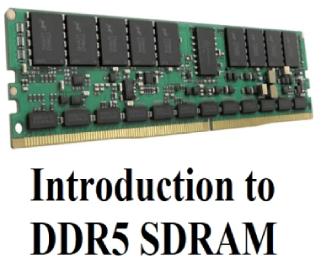 معرفی رم های DDR5 تا 2022 آغاز می شود