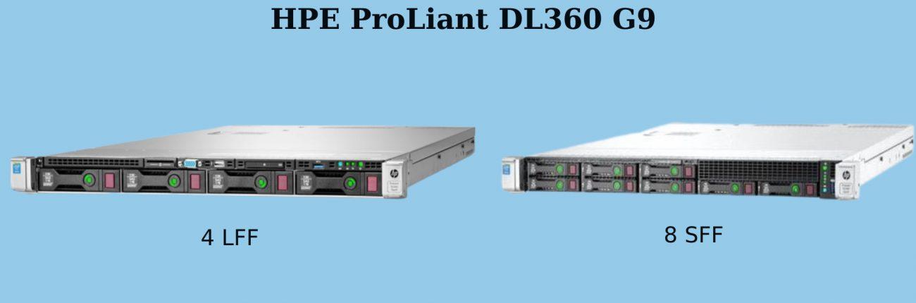 سرور DL360 G9