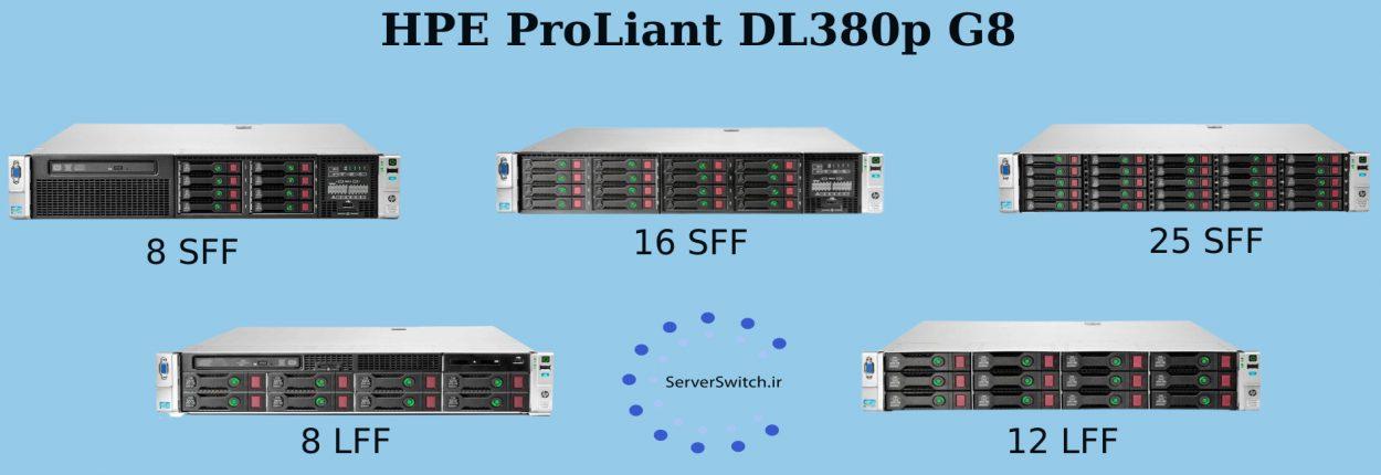 DL380 G8