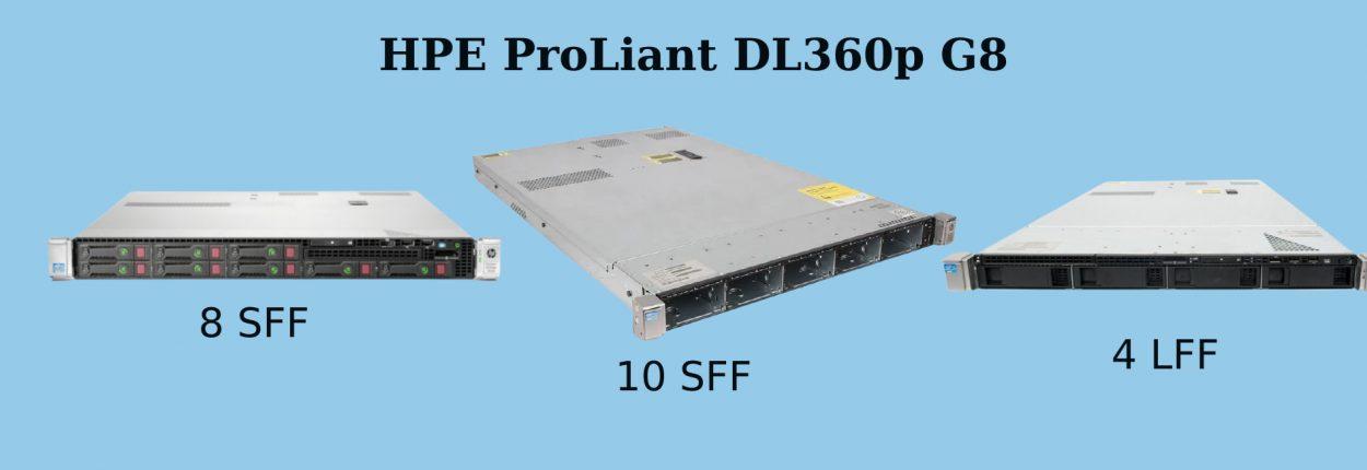سرور DL360 G8