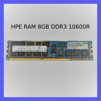 Ram hp 8GB 10600R